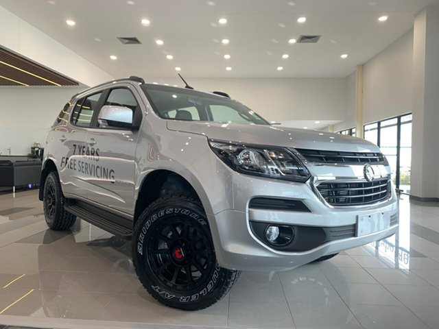 Demo Holden Trailblazer RG MY20 LT, 2019 Holden Trailblazer RG MY20 LT Nitrate 6 Speed Sports Automatic Wagon