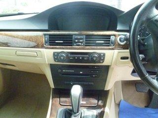 2005 BMW 3 Series E46 MY2004 330i Steptronic Sport Black 5 Speed Sports Automatic Sedan