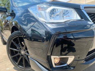2015 Subaru Forester S4 MY15 XT CVT AWD Premium Black 8 Speed Constant Variable Wagon.