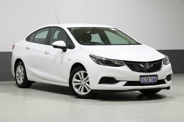 Used Holden Astra BL MY17 LS, 2017 Holden Astra BL MY17 LS White 6 Speed Automatic Sedan