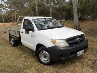 2005 Toyota Hilux GGN15R MY05 SR 4x2 5 Speed Manual Utility.
