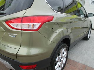 2013 Ford Kuga TF Trend AWD Gold 6 Speed Sports Automatic Wagon