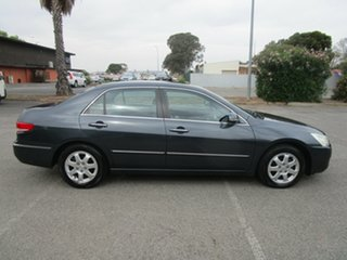 2004 Honda Accord 40 V6 Luxury 5 Speed Automatic Sedan