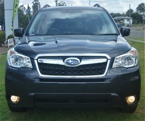 2014 Subaru Forester S4 MY14 2.5i-L Lineartronic AWD Grey 6 Speed Constant Variable Wagon.