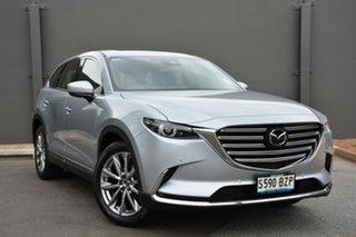 2019 Mazda CX-9 TC Azami SKYACTIV-Drive i-ACTIV AWD Sonic Silver 6 Speed Sports Automatic Wagon.