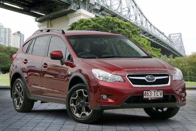 Used Subaru XV G4X MY13 2.0i AWD, 2013 Subaru XV G4X MY13 2.0i AWD Red/Black 6 Speed Manual Wagon