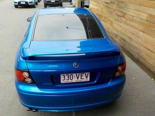 2003 Holden Monaro V2 Series III CV8 Blue 6 Speed Manual Coupe