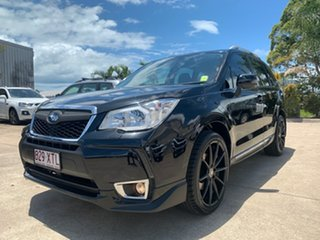 2015 Subaru Forester S4 MY15 XT CVT AWD Premium Black 8 Speed Constant Variable Wagon