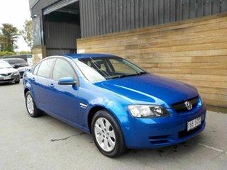 2006 Holden Commodore VE V Blue 4 Speed Automatic Sedan.