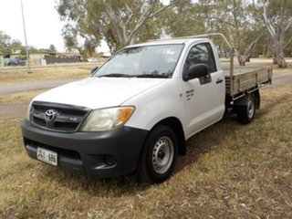 2005 Toyota Hilux GGN15R MY05 SR 4x2 5 Speed Manual Utility