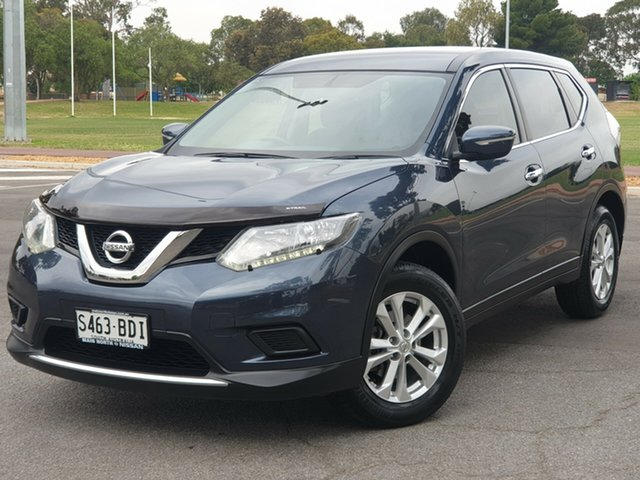 Used Nissan X-Trail T32 ST X-tronic 2WD, 2014 Nissan X-Trail T32 ST X-tronic 2WD Blue 7 Speed Constant Variable Wagon