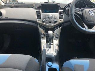 2010 Holden Cruze JG CD Blue 6 Speed Automatic Sedan