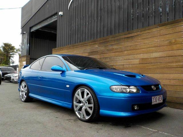 Used Holden Monaro V2 Series III CV8, 2003 Holden Monaro V2 Series III CV8 Blue 6 Speed Manual Coupe