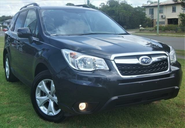 Used Subaru Forester S4 MY14 2.5i-L Lineartronic AWD, 2014 Subaru Forester S4 MY14 2.5i-L Lineartronic AWD Grey 6 Speed Constant Variable Wagon