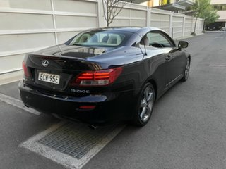 2010 Lexus IS GSE20R MY10 IS250 C Sports Luxury Purple 6 Speed Sports Automatic Convertible
