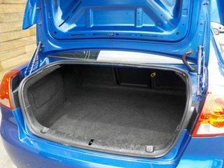 2006 Holden Commodore VE V Blue 4 Speed Automatic Sedan