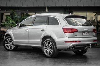 2012 Audi Q7 MY12 TDI Tiptronic Quattro Silver 8 Speed Sports Automatic Wagon.