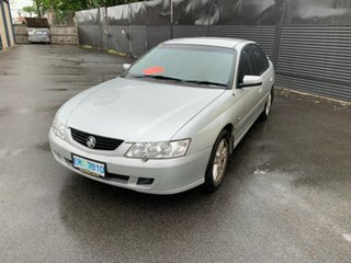 2003 Holden Commodore VY Lumina Silver 4 Speed Automatic Sedan.