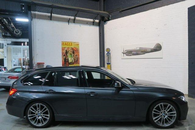 Used BMW 320i F31 MY0813 Touring, 2013 BMW 320i F31 MY0813 Touring Grey 8 Speed Sports Automatic Wagon