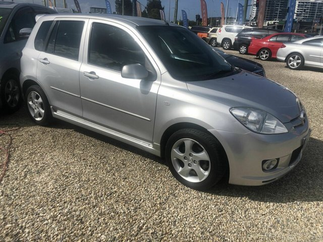 Used Mazda 2  Genki, 2006 Mazda 2 Genki Silver 5 Speed Manual Hatchback