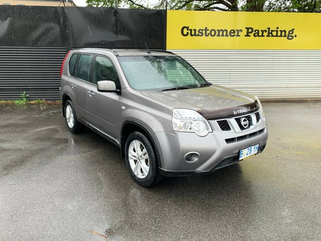 Used Nissan X-Trail T31 Series IV ST, 2011 Nissan X-Trail T31 Series IV ST Precision Grey 6 Speed Manual Wagon