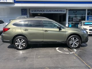 2019 Subaru Outback B6A MY19 2.5i CVT AWD Wilderness Green 7 Speed Constant Variable Wagon