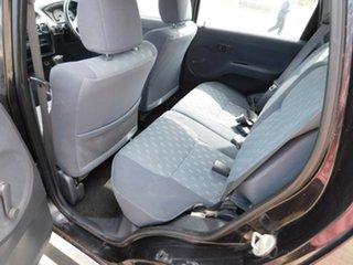2005 Daihatsu Terios J102 DX Black 4 Speed Automatic Wagon