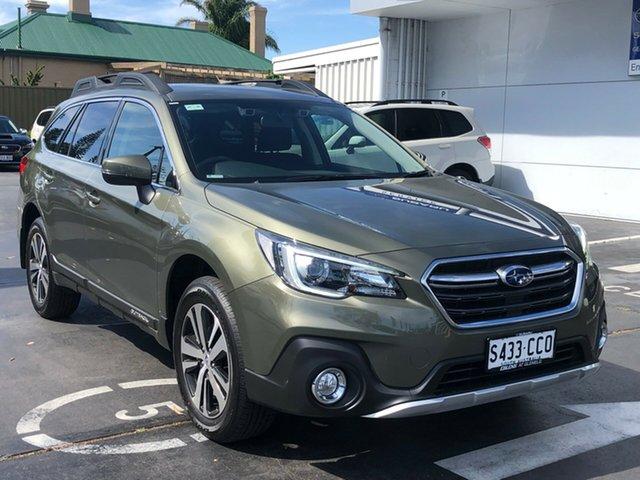 Demo Subaru Outback B6A MY19 2.5i CVT AWD, 2019 Subaru Outback B6A MY19 2.5i CVT AWD Wilderness Green 7 Speed Constant Variable Wagon
