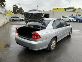 2003 Holden Commodore VY Lumina Silver 4 Speed Automatic Sedan