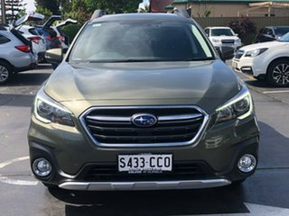 2019 Subaru Outback B6A MY19 2.5i CVT AWD Wilderness Green 7 Speed Constant Variable Wagon.