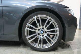 2013 BMW 320i F31 MY0813 Touring Grey 8 Speed Sports Automatic Wagon.