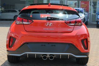 2019 Hyundai Veloster JS MY20 Turbo Coupe D-CT Premium Tt1 7 Speed Sports Automatic Dual Clutch