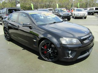 2006 Holden Special Vehicles GTS E Series Black 6 Speed Manual Sedan.