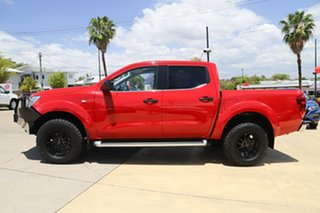 2018 Nissan Navara D23 S3 SL Burning Red 7 Speed Sports Automatic Utility
