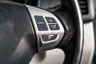 2013 Mitsubishi Triton MN MY13 GLX-R Double Cab White 5 speed Automatic Utility