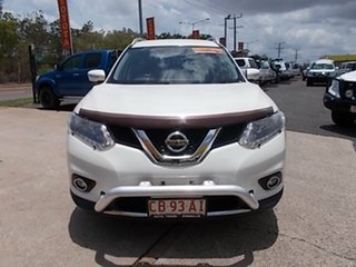 2015 Nissan X-Trail T32 ST-L X-tronic 4WD N-TREK White 7 Speed Constant Variable Wagon.