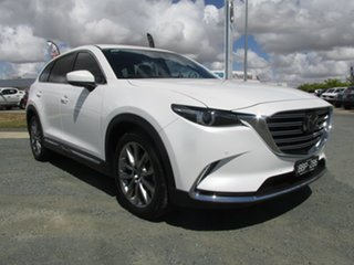 Mazda CX-9 AZAMI White 6 Speed Automatic Wagon