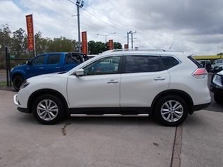 2015 Nissan X-Trail T32 ST-L X-tronic 4WD N-TREK White 7 Speed Constant Variable Wagon
