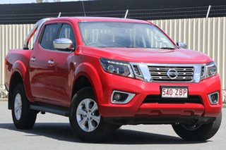2019 Nissan Navara D23 S4 MY19 ST Burning Red 7 Speed Sports Automatic Utility.