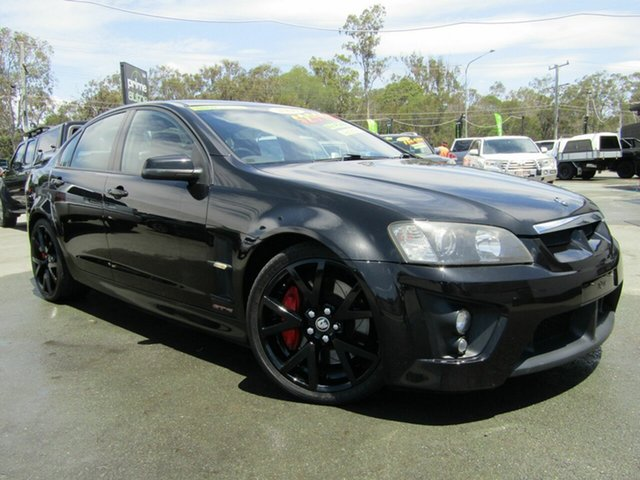 Used Holden Special Vehicles GTS E Series , 2006 Holden Special Vehicles GTS E Series Black 6 Speed Manual Sedan