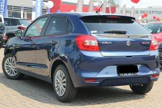 2020 Suzuki Baleno EW Series II GL Star Blue 4 Speed Automatic Hatchback.