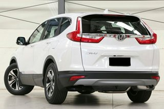 2019 Honda CR-V RW MY20 Vi FWD Platinum White 1 Speed Constant Variable Wagon.