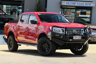 2018 Nissan Navara D23 S3 SL Burning Red 7 Speed Sports Automatic Utility.