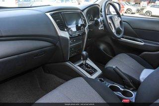 2019 Mitsubishi Triton MR MY19 GLS Double Cab White 6 Speed Sports Automatic Utility