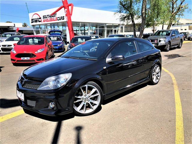 Used Holden Special Vehicles VXR AH MY06.5 , 2008 Holden Special Vehicles VXR AH MY06.5 Black 6 Speed Manual Coupe