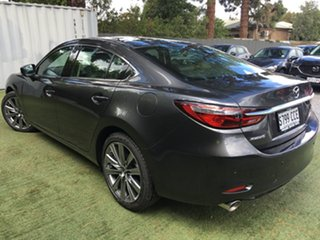 2019 Mazda 6 GL1032 GT SKYACTIV-Drive Machine Grey 6 Speed Sports Automatic Sedan