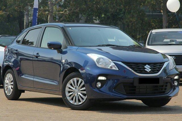 New Suzuki Baleno EW Series II GL, 2020 Suzuki Baleno EW Series II GL Star Blue 4 Speed Automatic Hatchback