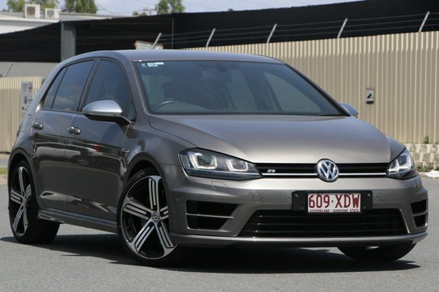 Used Volkswagen Golf VII MY17 R DSG 4MOTION, 2016 Volkswagen Golf VII MY17 R DSG 4MOTION Grey 6 Speed Sports Automatic Dual Clutch Hatchback