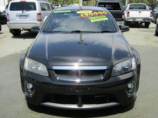 2006 Holden Special Vehicles GTS E Series Black 6 Speed Manual Sedan