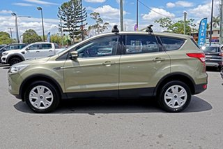 2013 Ford Kuga TF Ambiente AWD Gold 6 Speed Sports Automatic Wagon
